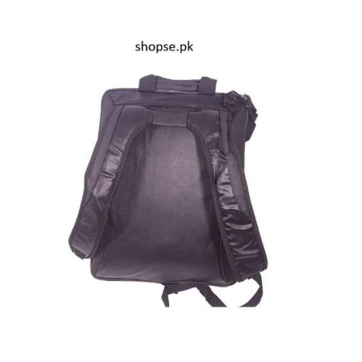 buy best quality Laptop 3 in 1 leather Type PU Bag Black laptop bag pu leather at best price by shopse.pk online in Pakistan (1)