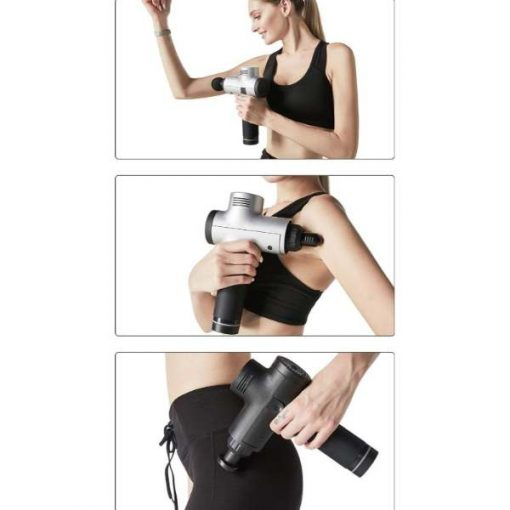 Buy Best Quality Fascial Gun Massager for Muscle Vibration Relaxation Deep Tissue Therapy at best Price by Shopse.pk in Pakistan (1)