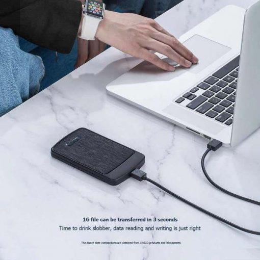 Buy Best Quality Orico Hard disk drive Case 2.5 Ich 2020U3 3.0 NEW Model by shopse.pk in Pakistan (3)