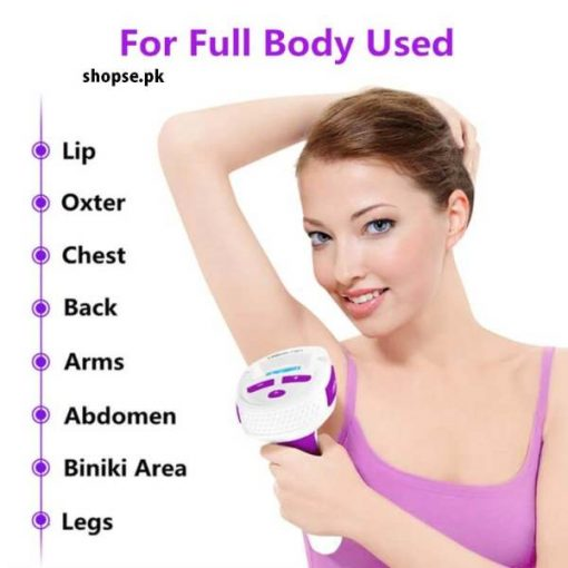 Buy Best Quality Umate 300000 Flashes Times Permanent Hair Removal Machine Epilator Home pulsed Light Electric depilador a laser Price by Shopse.pk in Pakistan (3)
