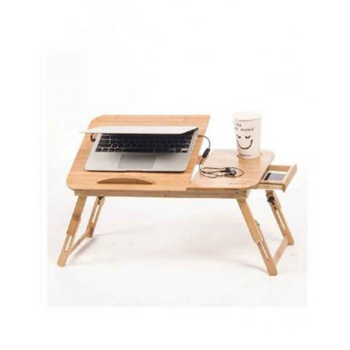 Buy Best Quality Wooden Laptop table with Cooling Pad at Low Price by Shopse.pk in Pakistan (2)