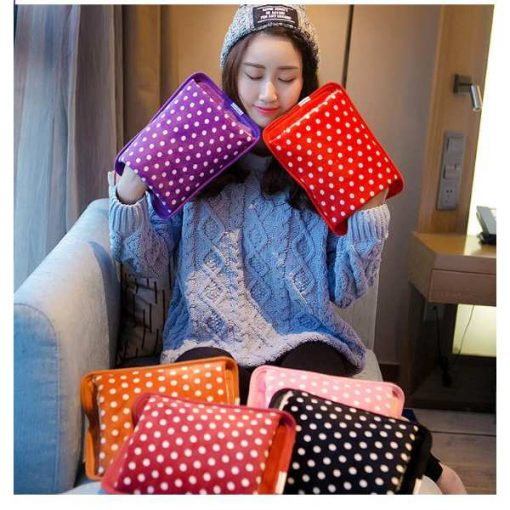Buy Best Quality Rechargeable Electric hot bag for pain relief Hot Water Bottle Hand Warmer Heater Bag for Winter E2S Price by Shopse.pk in Pakistan (9)