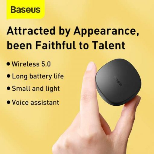Buy Best 2021 New Model Baseus Encok Wm01 Encok Twin Wireless Earphone With Charging Dock High Quality at Best Price in Pakistan by Shopse (1)