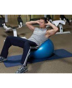 Buy Anti-burst Gym Ball 100 cm blue at best price online by Shopse.pk in pakistan (2)