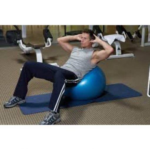 Buy Anti-burst Gym Ball 100 cm blue at best price online by Shopse.pk in pakistan (2)