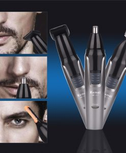 Buy Best 2 IN 1 Nose and Ear Trimmer By ProGemei GM-3106 at best price online by Shopse.pk in pakistan