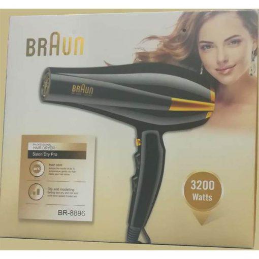 Buy Braun BR-8896 Hair Dryer at best price online by Shopse.pk in pakistan