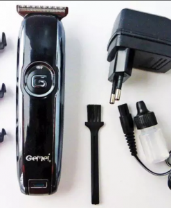 Buy Geemy GM-6050 T-blade professional hair trimmer beard trimer for men electric stubble trimmer precision cutter hair cutting machine haircut at best price online by Shopse.pk in pakistan