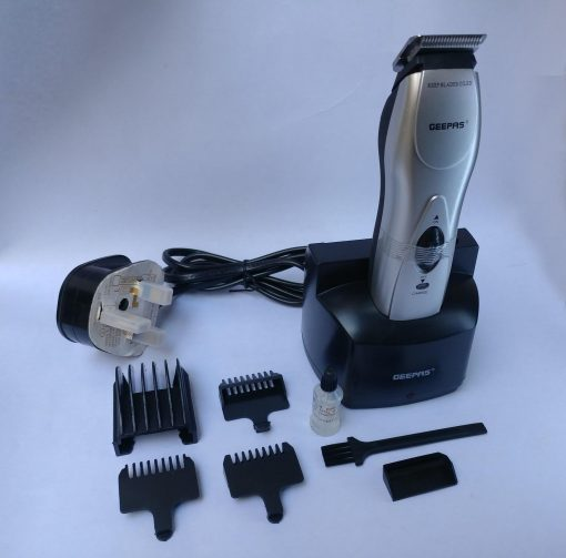 Buy Geepas GTR34 Rechargeable Electric Hair Trimmer at best price online by Shopse.pk in pakistan