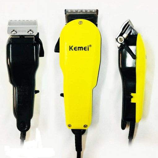 Buy Kemei Electric Hair Clipper For Direct Use With 4 combs and Powerful Moter Km-8851 (Adil and co Lahore) at best price online by Shopse.pk in pakistan (2)
