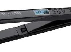 Buy Original Vidal Sassoon Hair Straightener Heat With In 30 Seconds With LCD Display at best price online by Shopse.pk in pakistan