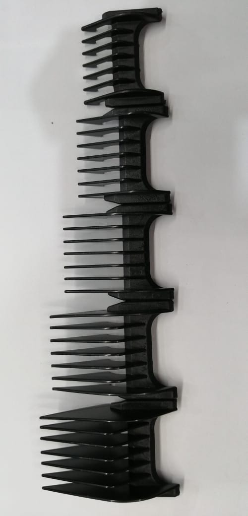 Buy Replacement Hair Clipper Comb PACK OF 6 piece 3mm4mm8mm12mm16mm20mm SIZE for MOSERDINGLING RF-609RF-609CRF-699 at best price online by Shopse.pk in pakistan