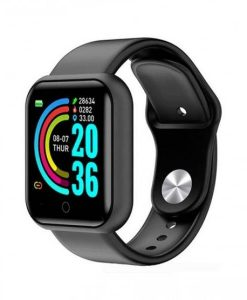 Buy Vioxa D20 Bluetooth Smart Watch Black at best price online by Shopse.pk in pakistan