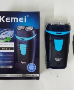 Buy kemei KM-816 Portable mini mens electric shaver at best price online by Shopse.pk in pakistan
