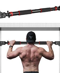 Buy Best Wall Mounted Push up Pull Up Bar 65 100 Cm Horizontal Bar Steel Adjustable Training Bars For Home Workout Pull Up Arm Training Sit Up Bar Fitness quipment by shopse.pk in pakistan (1)