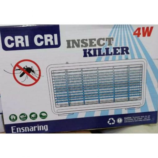 Buy Best Quality Cri Cri 4 Watt Electric Insect Killer Device online in Pakistan by SHopse (1)