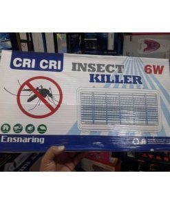 Buy Best Quality Cri Cri 6 Watt Electric Insect Killer Device online in Pakistan by SHopse (1)