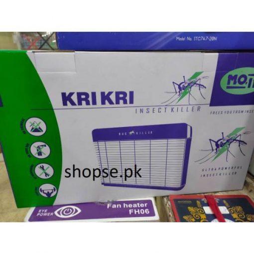 Buy Best Quality KRI KRI Insect killer 20 Watt 220V Device online in Pakistan by SHopse