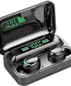 Buy Best F9-5 TWS Wireless Bluetooth 5.0 Headset Stereo Sport Earbuds Earphones with Charging Box at Sale Price online in Pakistan by Shopse.pk