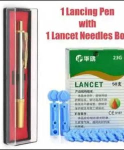 Buy Best Hijama Lancing Pen Special and Needles Box at Sale Price online in Pakistan by Shopse.pk