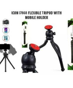 Buy Best Icon Flexible Tripod i7868 at Sale Price online in Pakistan by Shopse.pk