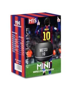 Buy Best Messi 10 Mini Bluetooth Speaker Extra Bass M1S at Sale Price online in Pakistan by Shopse.pk
