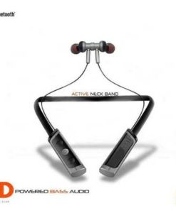 Buy Best Neckband Sports V34 Bluetooth Headset with Mic at Sale Price online in Pakistan by Shopse.p
