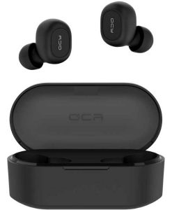 Buy Best QCY T1S Wireless Bluetooth Binaural Call Earphones Earbud for iPhone Android at Sale Price online in Pakistan by Shopse.pk