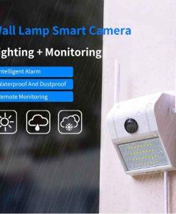 Buy Best D6 Security Smart Waterproof Wall Lamp IP Camera at Sale Price in Pakistan by Shopse.pk