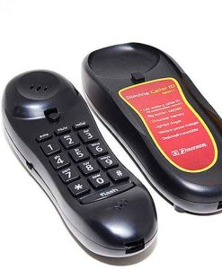 Buy Best Emerson Slimline Caller ID Phone SET at Sale Price in Pakistan by Shopse.pk
