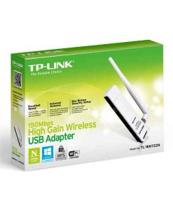 Buy Best High Gain Wireless USB Adapter TL-WN722N at Sale Price in Pakistan by Shopse.pk