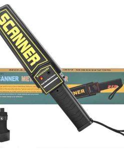 Buy Best Metal Detector, Super Scanner, Portable Hand Held Metal Detector at Sale Price in Pakistan by Shopse.pk