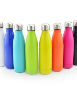 Buy Best Stainless Sports Water Bottle Hot and Cold Vacuum Insulation at Sale Price in Pakistan by Shopse.pk