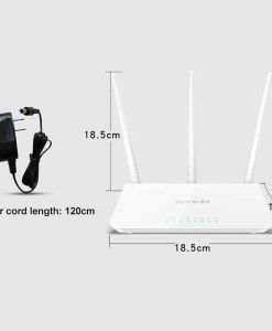 Buy Best TENDA Wireless N300 Easy Setup Router MODELF3 at Sale Price in Pakistan by Shopse.pk